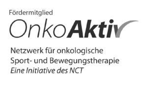 Logo OnkoAktiv Fördermitglied