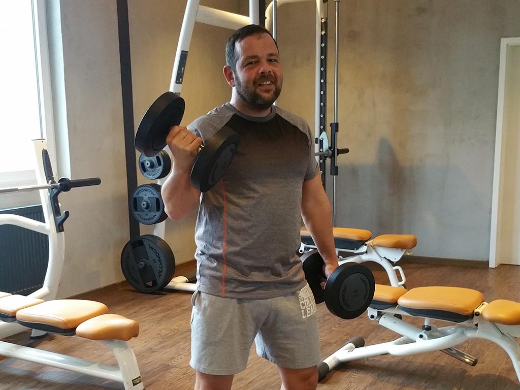 Erfolgsgeschichten Jens B. Finest Fitness Club Weinheim