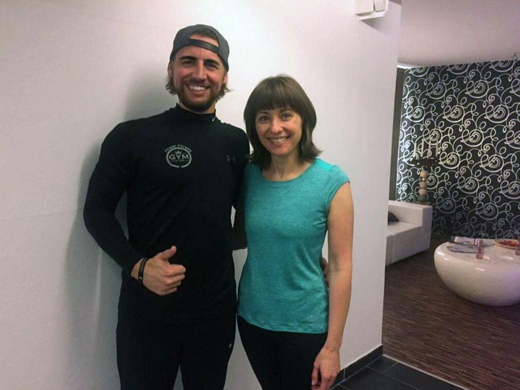 Erfolgsgeschichte Melanie E. Finest Fitness Club Weinheim