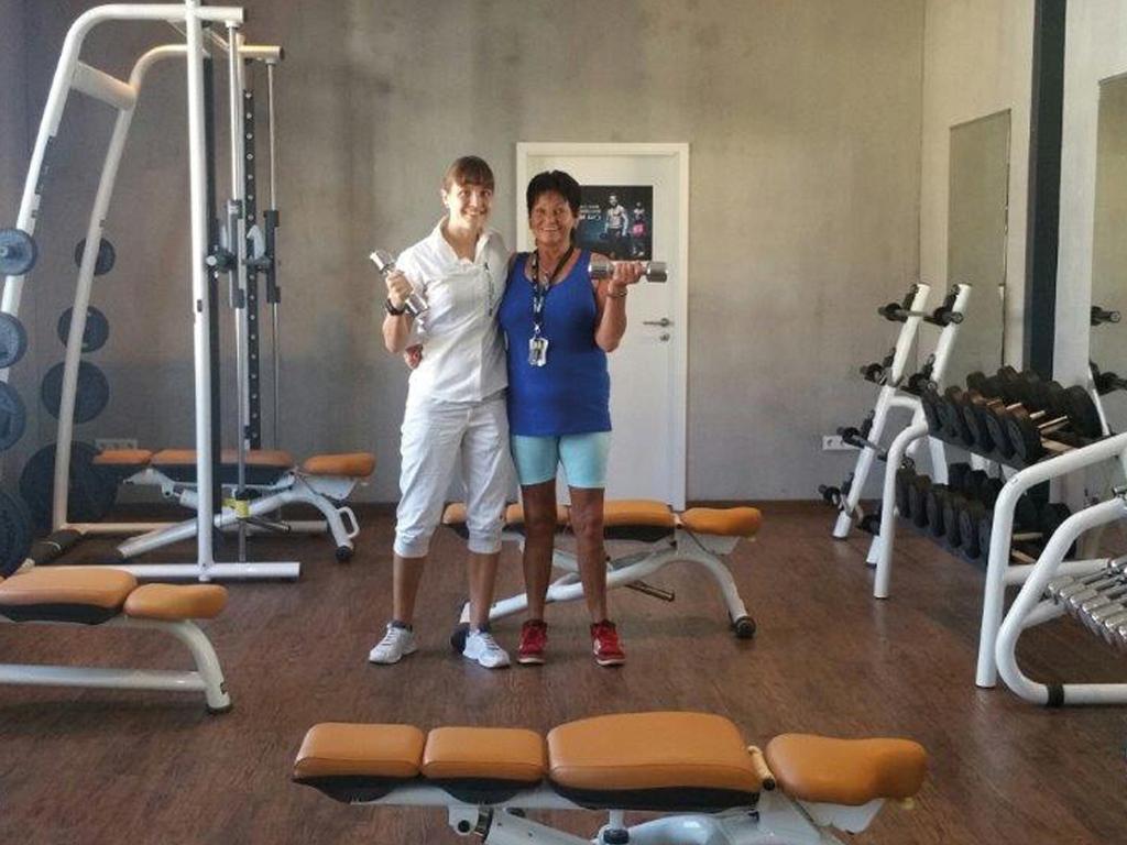 Erfolgsgeschichten Ilona M. Finest Fitness Express Hemsbach