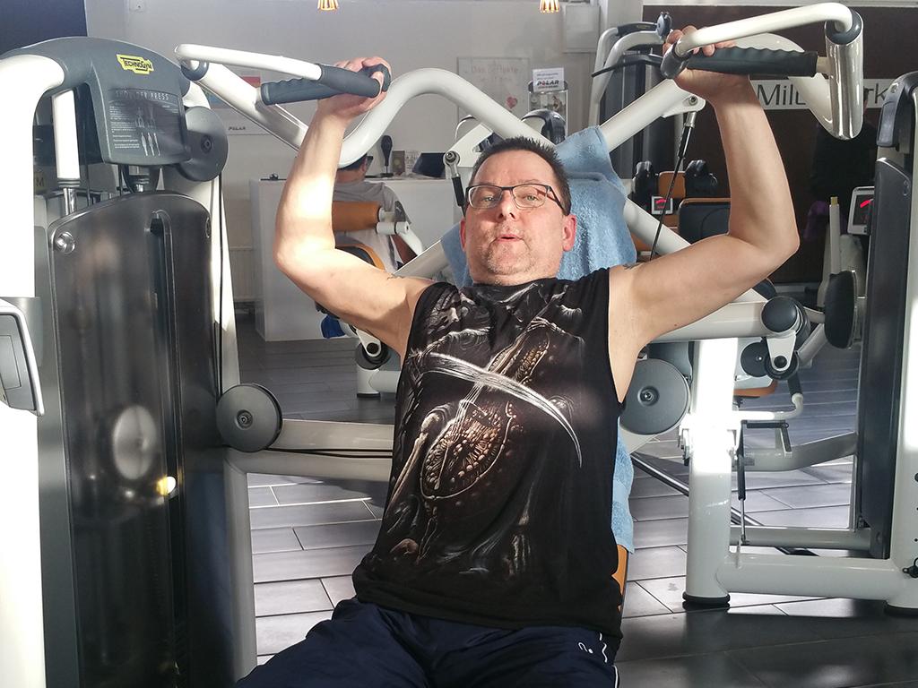 Erfolgsgeschichten Frank V. Finest Fitness Express Hemsbach