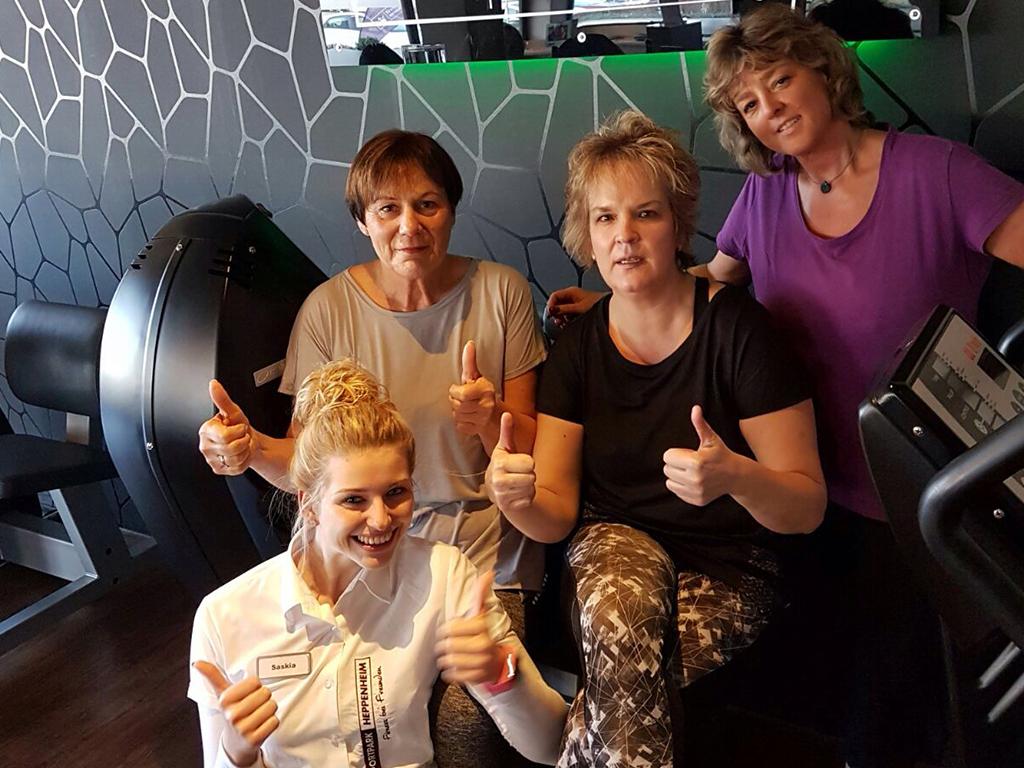 Erfolgsgeschichten Sabine P., Solveig W., Ingrid S. Finest Fitness Express Hemsbach