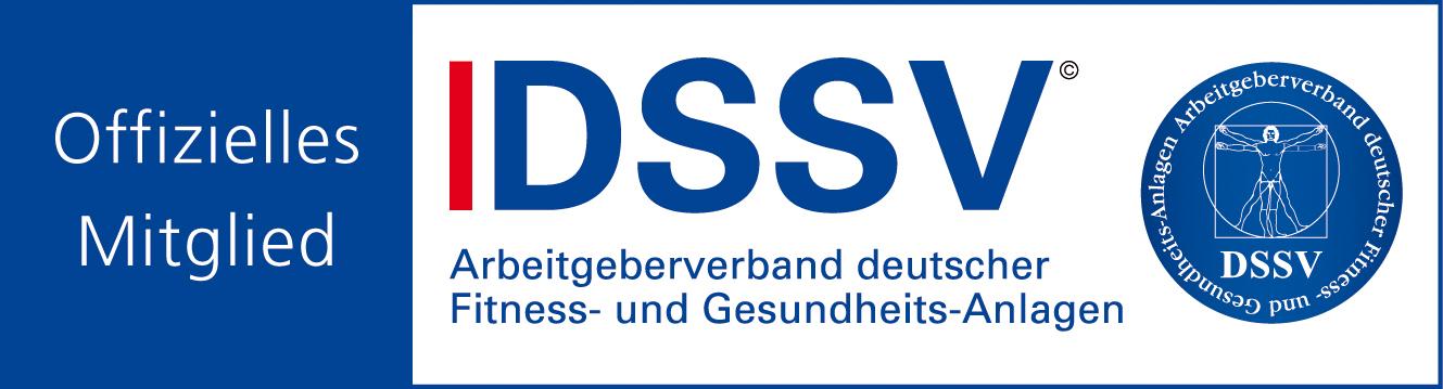 Offizielles Mitglied im Arbeitgeberverband deutscher Fitness- und Gesundheits-Anlagen