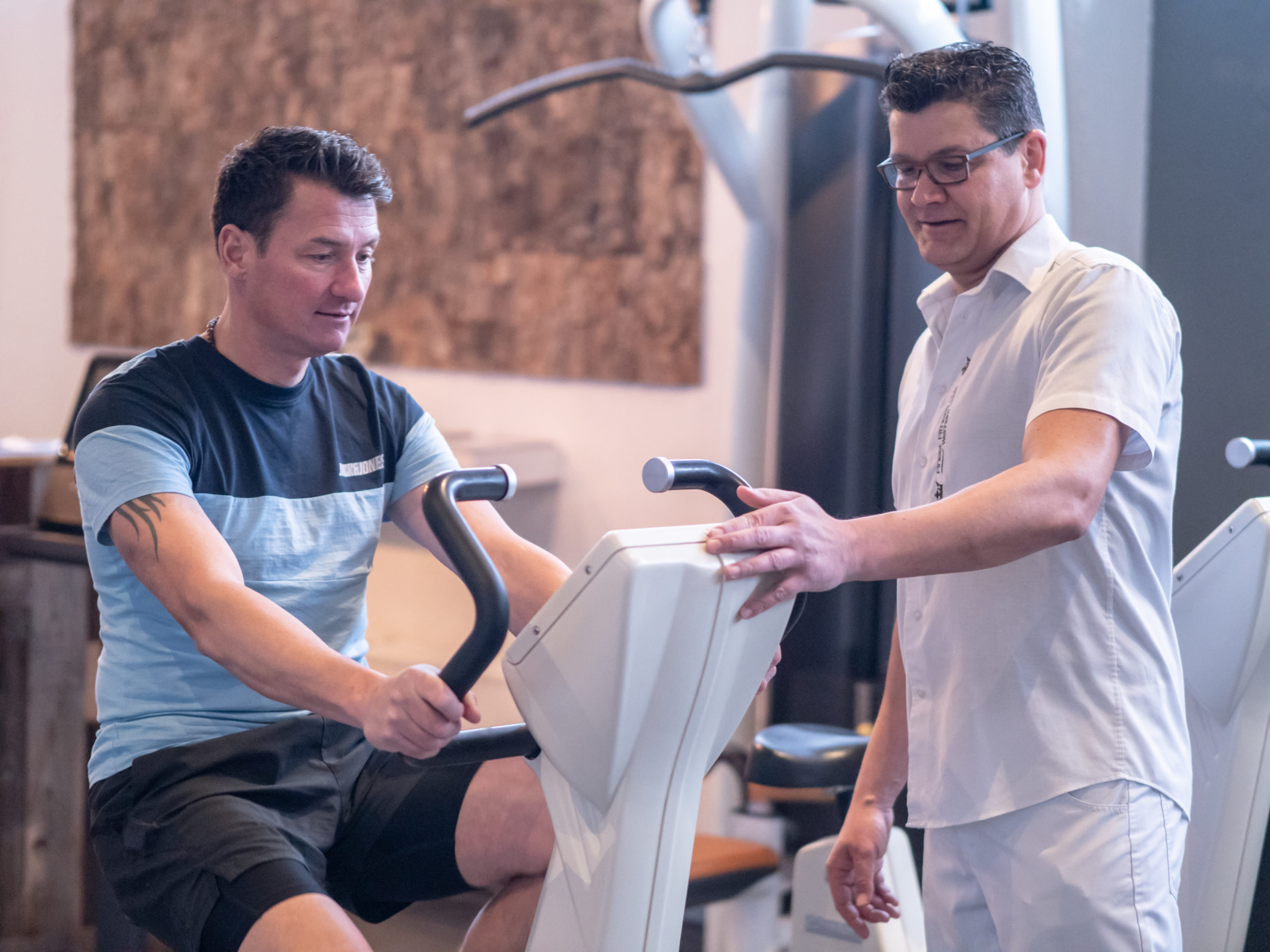 Milon Zirkel im finest fitness Hemsbach