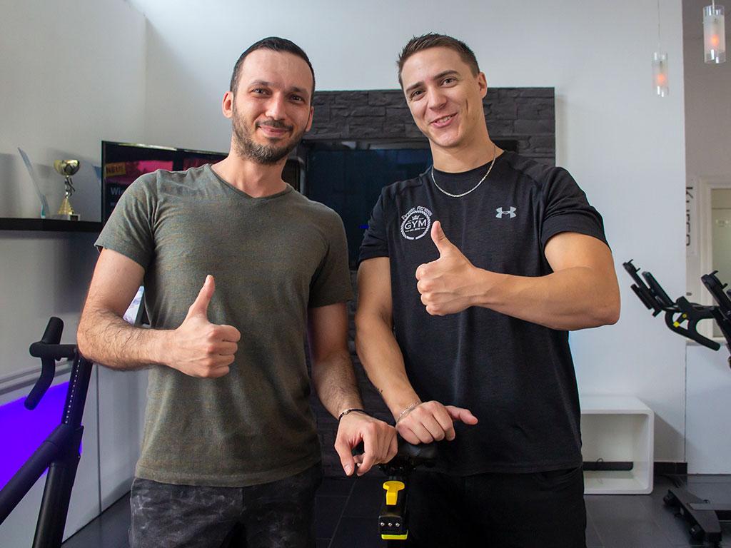 Erfolgsgeschichte Andreas K. Finest Fitness Club Weinheim